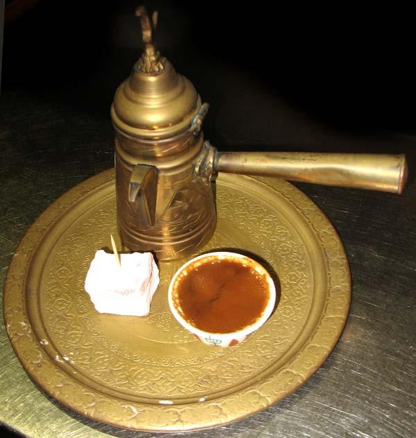 Turkish Coffee